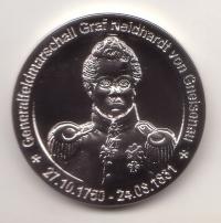 250. Geburtstag von Neidhardt von Gneisenau