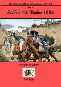 Heft 16 - Saalfeld 10. Oktober 1806
