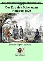 Heft 28 - Der Zug des Schwarzen Herzogs 1809