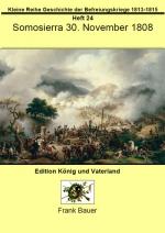 Heft 24 - Somosierra 30. November 1808